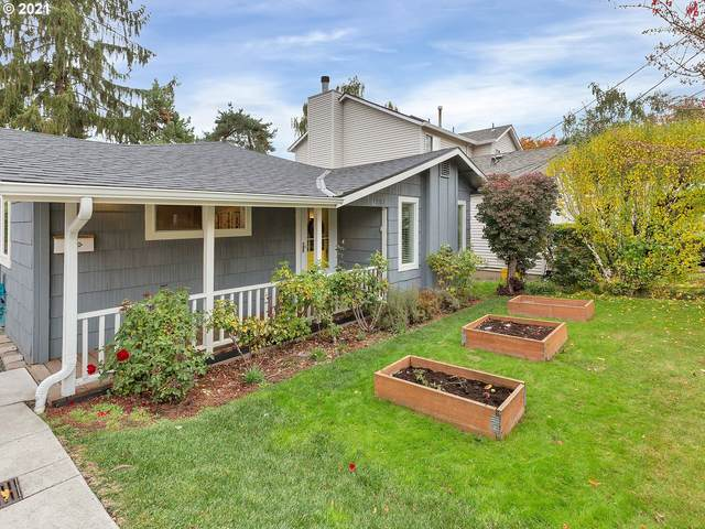 1505 SW Spring Garden St, Portland, OR 97219 (MLS #21677765) :: Townsend Jarvis Group Real Estate