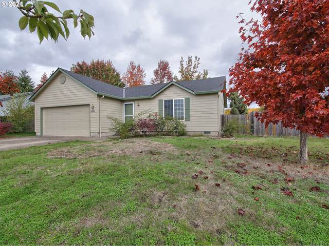 5489 SW Windflower Dr, Corvallis, OR 97333 (MLS #21677806) :: The Pacific Group