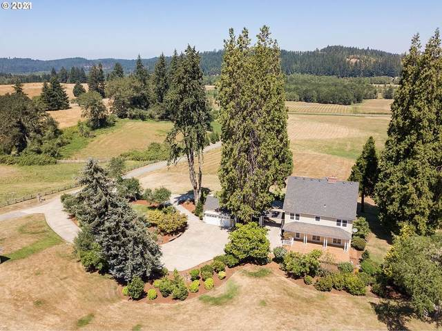27730 Erickson Rd, Eugene, OR 97402 (MLS #21678075) :: Stellar Realty Northwest