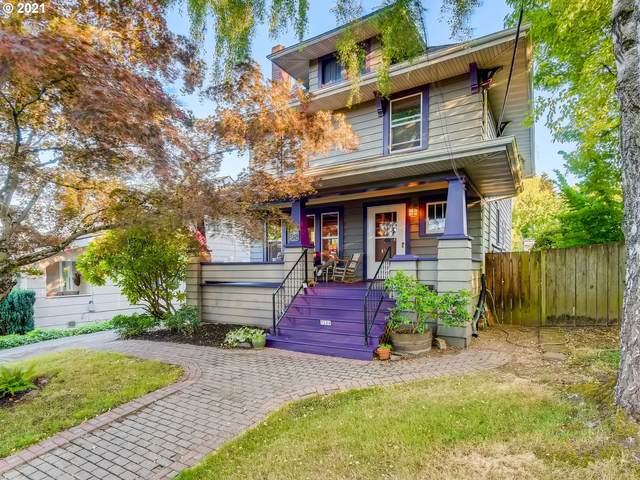 7324 SE Yamhill St, Portland, OR 97215 (MLS #21678185) :: Beach Loop Realty