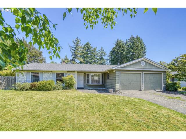 2315 NE Francis Ct, Gresham, OR 97030 (MLS #21678366) :: Fox Real Estate Group