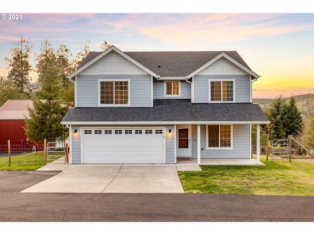 90426 Gander Rd, Astoria, OR 97103 (MLS #21678402) :: Song Real Estate