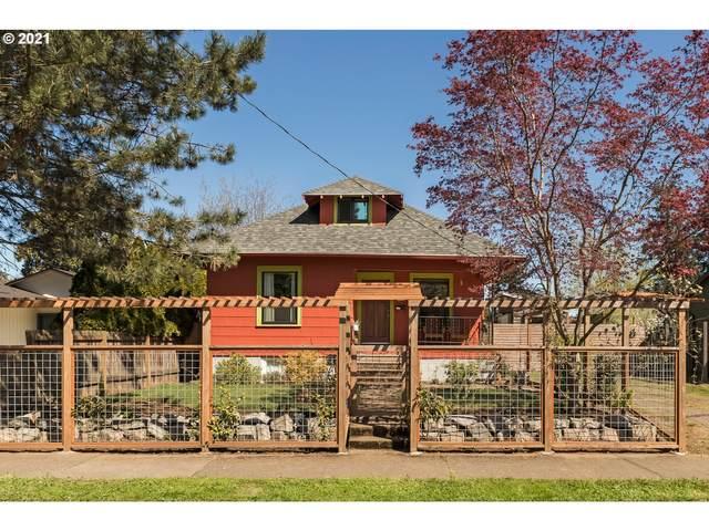 7715 SE Henry Pl, Portland, OR 97206 (MLS #21678478) :: Premiere Property Group LLC