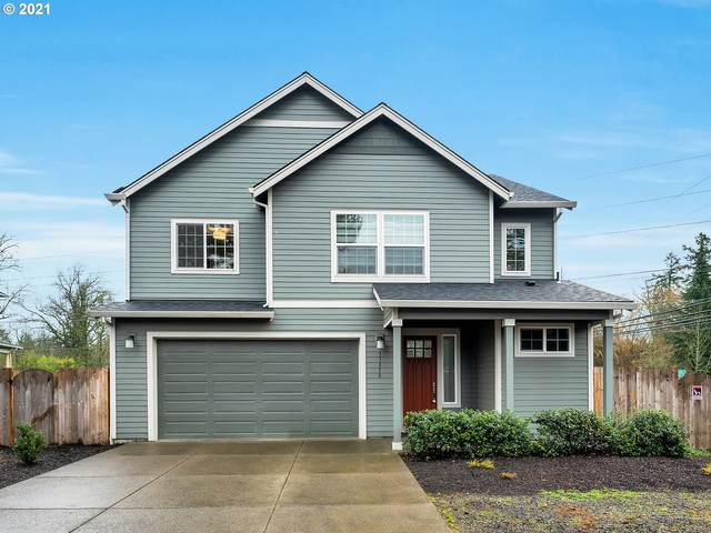 13850 SE Courtney Ln, Milwaukie, OR 97222 (MLS #21678596) :: Next Home Realty Connection
