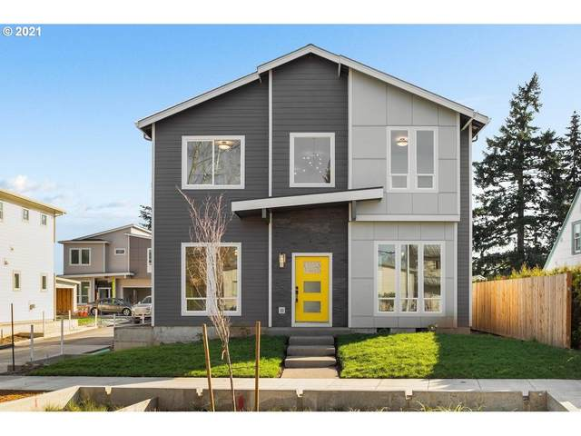 3910 SW Baird St, Portland, OR 97219 (MLS #21678741) :: Next Home Realty Connection