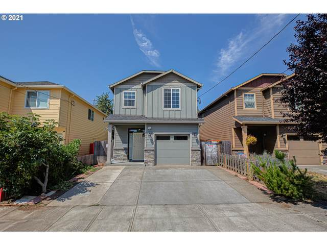 7931 SE Rhine St, Portland, OR 97206 (MLS #21678809) :: Premiere Property Group LLC