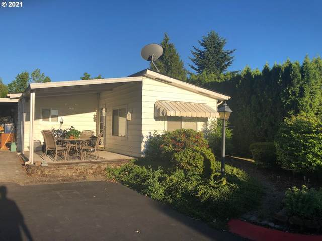100 SW 195TH Ave #46, Beaverton, OR 97006 (MLS #21678851) :: McKillion Real Estate Group