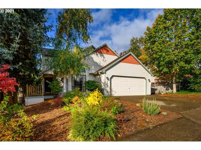 11935 SE 117TH Ave, Happy Valley, OR 97086 (MLS #21678872) :: Real Tour Property Group