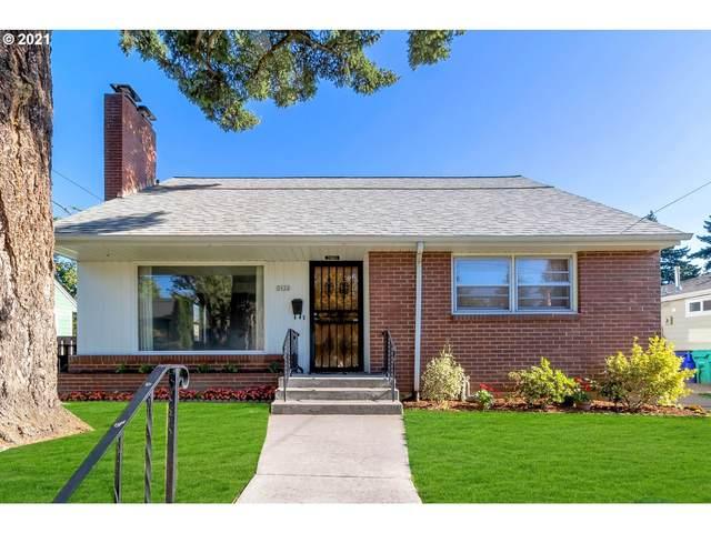 3922 SE Malden St, Portland, OR 97202 (MLS #21679229) :: Townsend Jarvis Group Real Estate