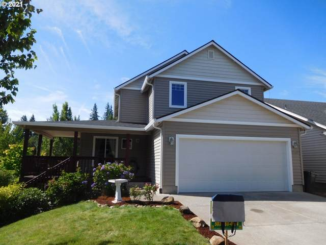 38680 Barlow Pkwy, Sandy, OR 97055 (MLS #21679401) :: Next Home Realty Connection