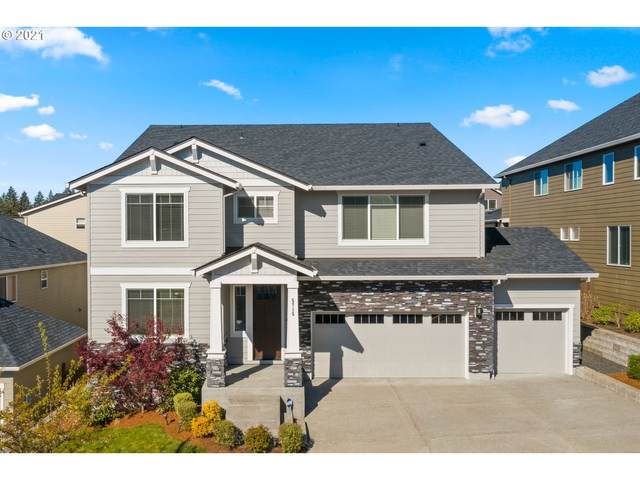 5715 NW 132ND Ave, Portland, OR 97229 (MLS #21679482) :: Next Home Realty Connection