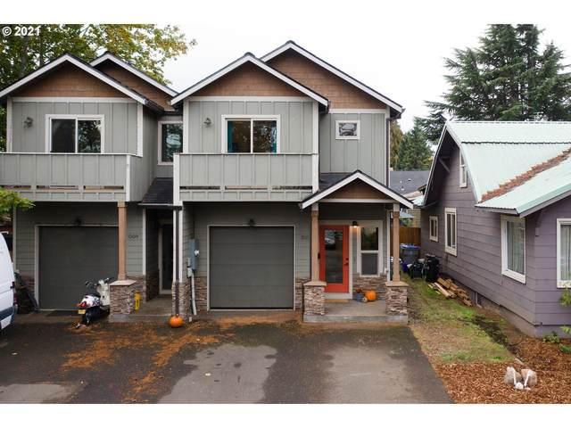1511 B St, Hood River, OR 97031 (MLS #21679532) :: Keller Williams Portland Central
