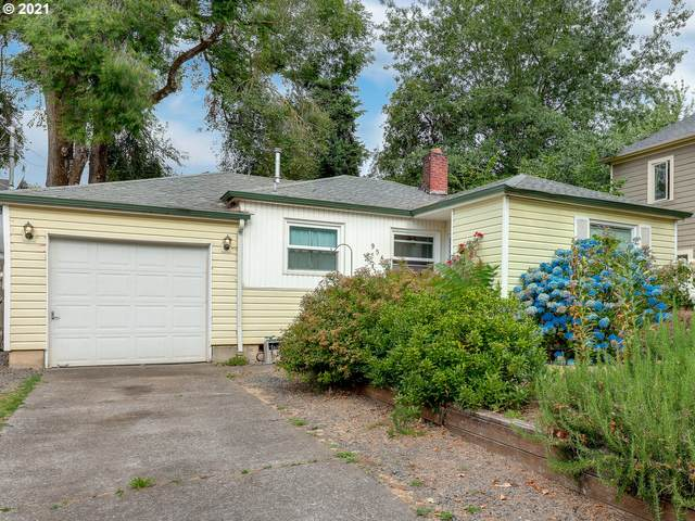 9545 N Hodge Ave SW, Portland, OR 97203 (MLS #21679569) :: Next Home Realty Connection