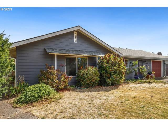 402 NE 130TH Pl, Portland, OR 97230 (MLS #21679668) :: Change Realty