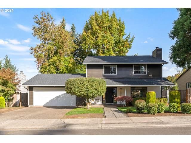 15575 NW White Fox Dr, Beaverton, OR 97006 (MLS #21679821) :: Brantley Christianson Real Estate