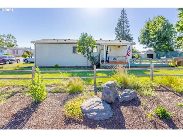 210 Evergreen, Aumsville, OR 97325 (MLS #21680020) :: McKillion Real Estate Group