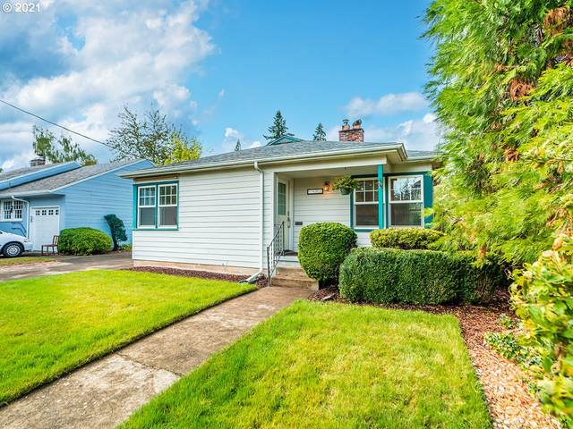 5405 SE 46TH Ave, Portland, OR 97206 (MLS #21680766) :: Windermere Crest Realty