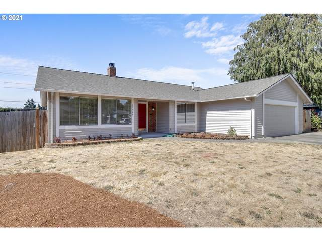 17560 NW Santiam Dr, Portland, OR 97229 (MLS #21681053) :: Next Home Realty Connection