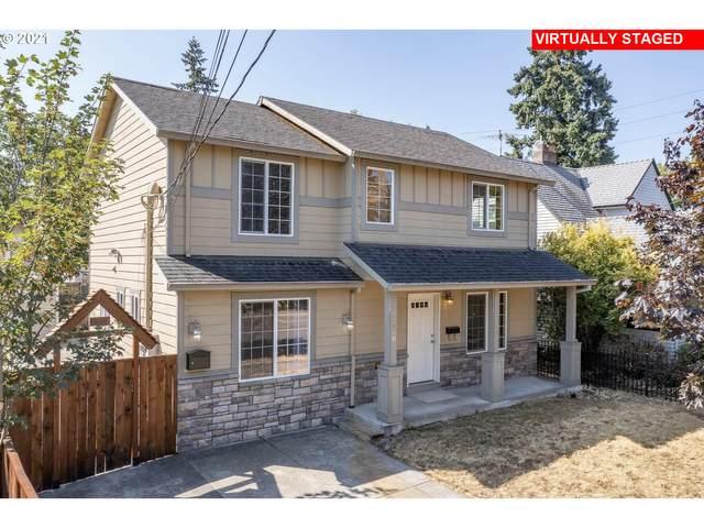 8020 SE Ramona St, Portland, OR 97206 (MLS #21681062) :: Stellar Realty Northwest