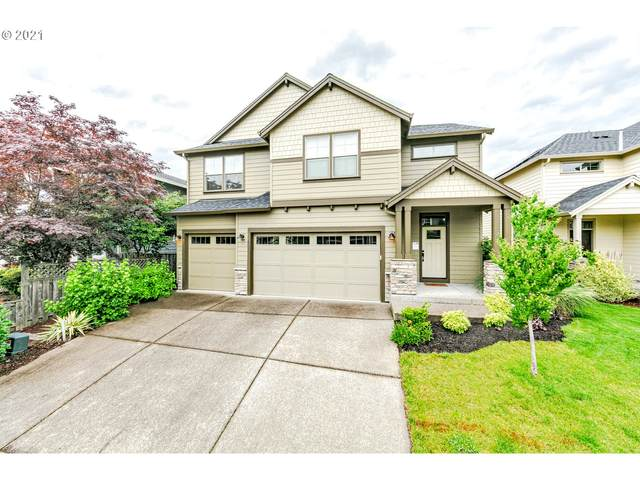 8245 SW Norfolk Ln, Tigard, OR 97224 (MLS #21681079) :: Tim Shannon Realty, Inc.