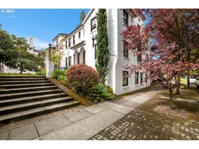 2250 NE Flanders St #13, Portland, OR 97232 (MLS #21681264) :: The Pacific Group