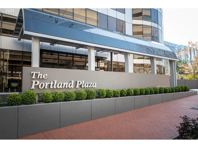 1500 SW 5TH Ave #1403, Portland, OR 97201 (MLS #21681383) :: Next Home Realty Connection