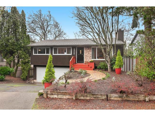 4925 SW Vacuna St, Portland, OR 97219 (MLS #21681791) :: Coho Realty
