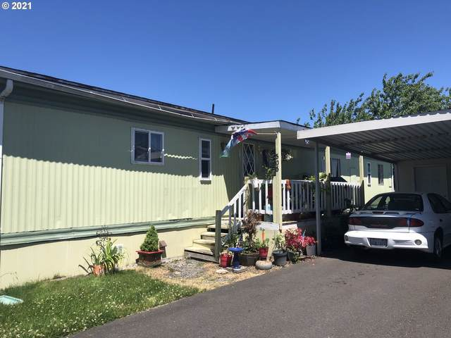 300 SW 7th Ave #505, Battle Ground, WA 98604 (MLS #21681805) :: Real Tour Property Group