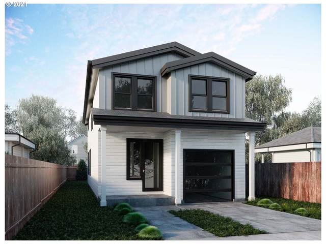 5528 NE 55th Ave, Portland, OR 97218 (MLS #21682208) :: Premiere Property Group LLC