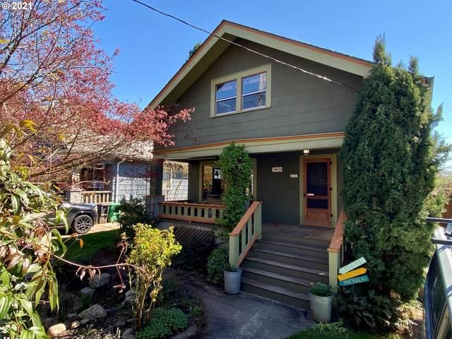 4742 SE Harrison St, Portland, OR 97215 (MLS #21682246) :: Real Tour Property Group