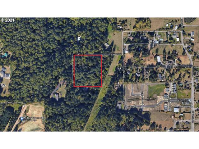 0 SE Maple Hill Ln, Happy Valley, OR 97086 (MLS #21682260) :: Holdhusen Real Estate Group