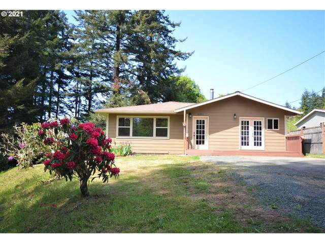 93971 Kimble Ln, Coos Bay, OR 97420 (MLS #21682537) :: Beach Loop Realty