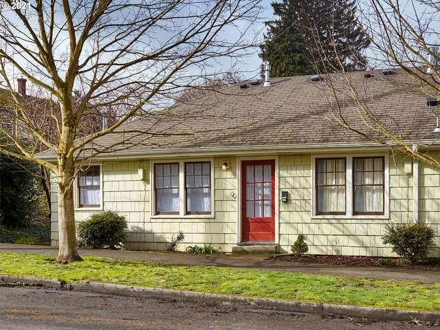 4030 SE Ivon St #9, Portland, OR 97202 (MLS #21682712) :: Coho Realty