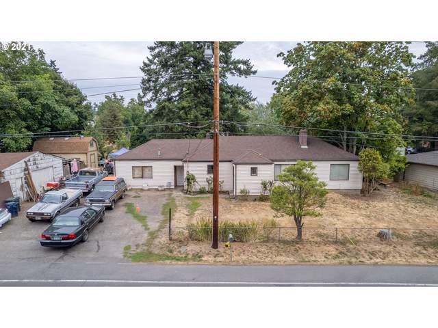 18085 SW Kinnaman Rd, Beaverton, OR 97078 (MLS #21682731) :: Fox Real Estate Group
