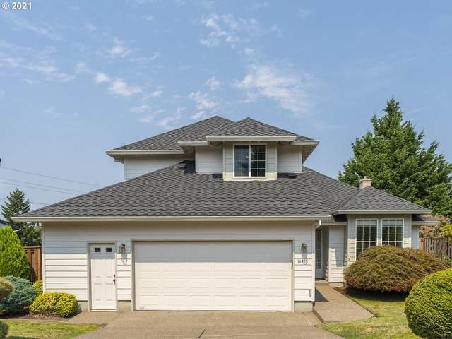 16955 SW Ferrelo Pl, Beaverton, OR 97007 (MLS #21682775) :: Premiere Property Group LLC