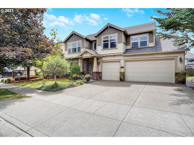 17092 SW Green Heron Dr, Sherwood, OR 97140 (MLS #21682897) :: Cano Real Estate