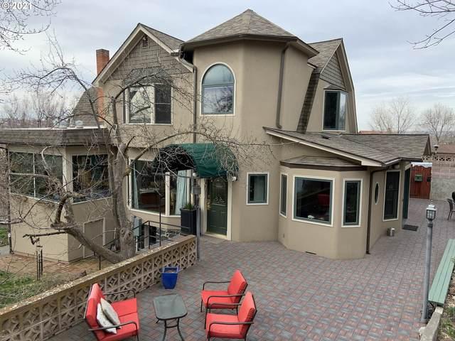 109 NE Ellis Ave, Pendleton, OR 97801 (MLS #21682957) :: Premiere Property Group LLC