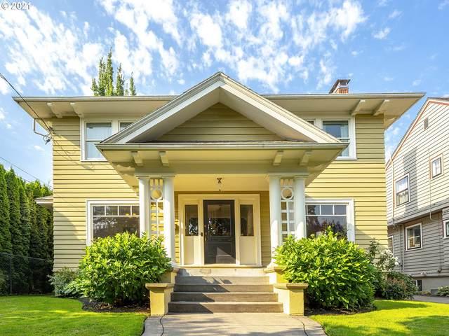 2704 NE Hamblet St, Portland, OR 97212 (MLS #21682986) :: Real Estate by Wesley
