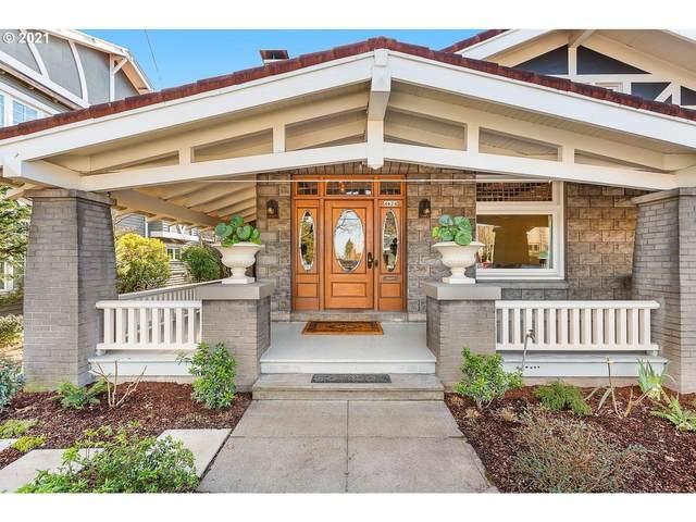 4624 NE Fremont St, Portland, OR 97213 (MLS #21683032) :: Townsend Jarvis Group Real Estate
