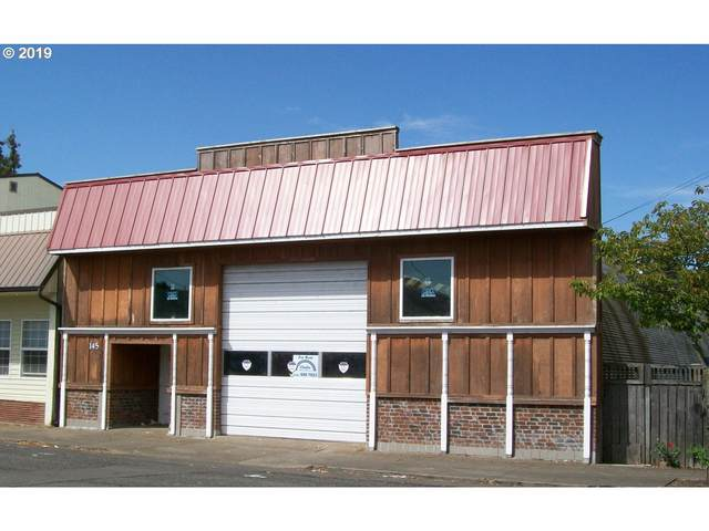 145 Smith St, Harrisburg, OR 97446 (MLS #21683501) :: The Haas Real Estate Team