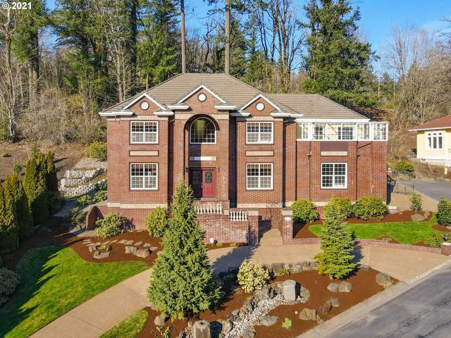 7639 NW Blue Pointe Ln, Portland, OR 97229 (MLS #21683923) :: The Pacific Group