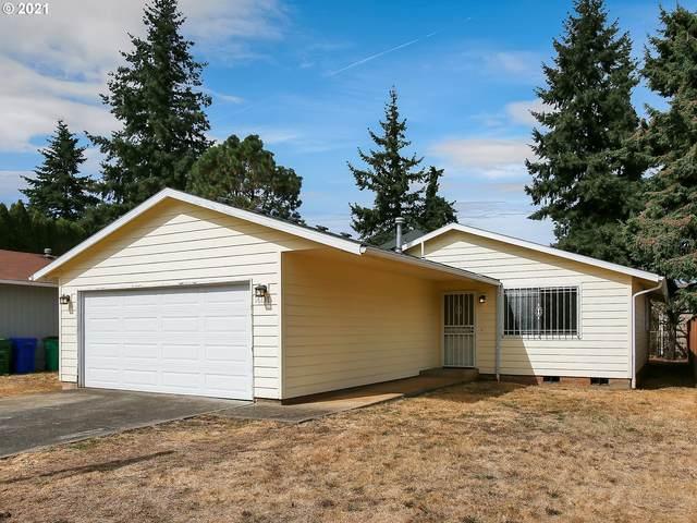 16117 SE Mill St, Portland, OR 97233 (MLS #21684021) :: Keller Williams Portland Central