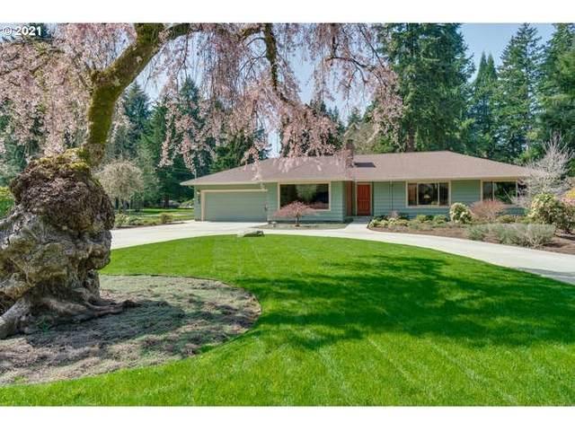 445 SE 24TH Ave, Hillsboro, OR 97123 (MLS #21684135) :: Holdhusen Real Estate Group