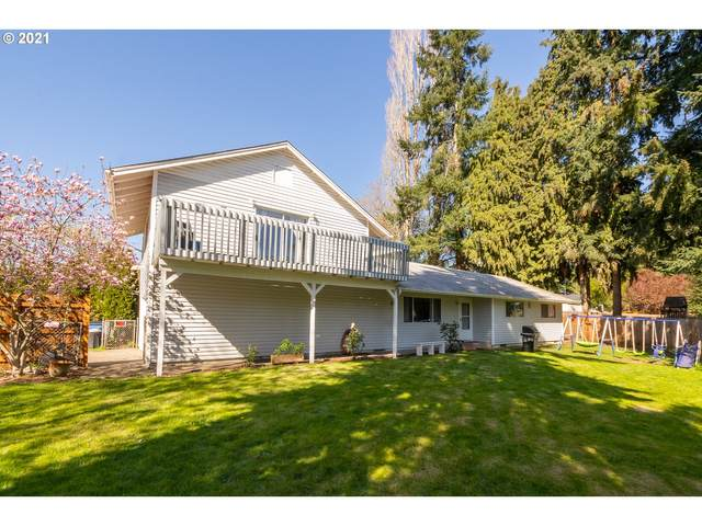 5007 NE 50TH Ave, Vancouver, WA 98661 (MLS #21684451) :: RE/MAX Integrity