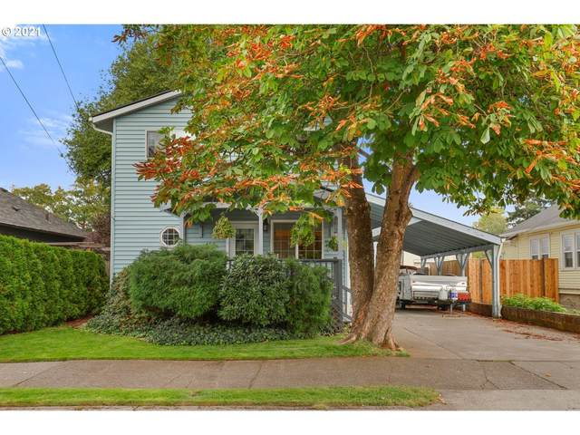 4712 SE 61ST Ave, Portland, OR 97206 (MLS #21684765) :: Townsend Jarvis Group Real Estate