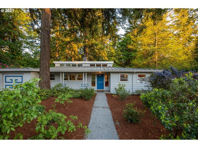 2420 SW Boundary St, Portland, OR 97239 (MLS #21684865) :: Song Real Estate