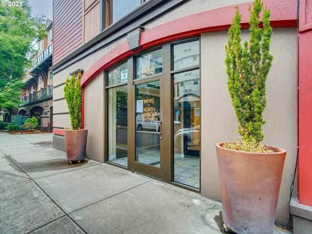 905 N Harbour Dr #6, Portland, OR 97217 (MLS #21685367) :: Stellar Realty Northwest