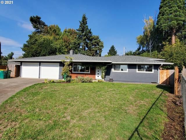 13485 SW Driftwood Pl, Beaverton, OR 97005 (MLS #21685393) :: Premiere Property Group LLC