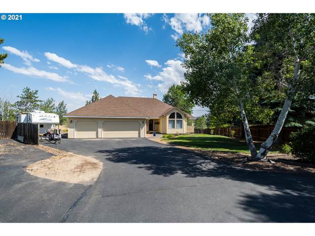 61085 Ferguson Ct, Bend, OR 97702 (MLS #21685418) :: Townsend Jarvis Group Real Estate