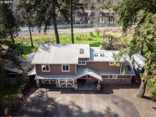 28639 SE Paradise Rd, Eagle Creek, OR 97022 (MLS #21685580) :: The Haas Real Estate Team